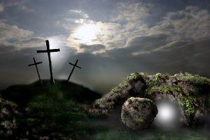 bigstock-Crucifixion-And-Resurrection--1271667