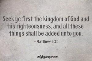 Seek-ye-first-the
