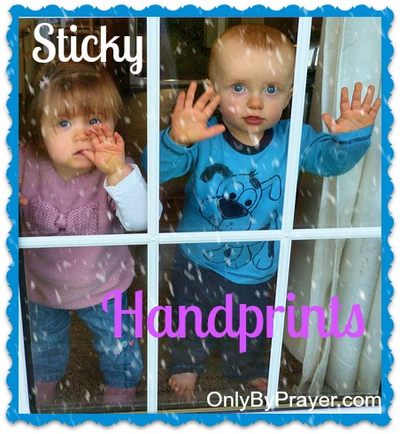 stickyhandprints