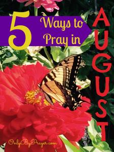 5 Ways Aug. 2
