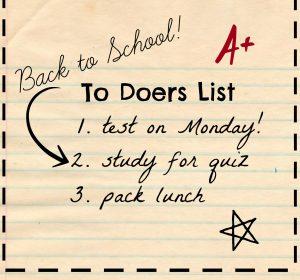 To doers SChool