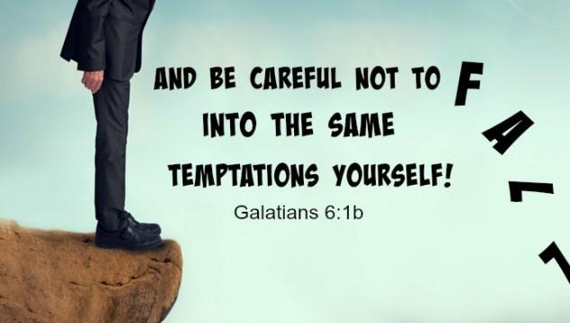 How Do Christians Fall Into Sin?