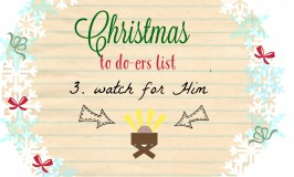 Christmas To-Doers List 2017: Watch, Part 2