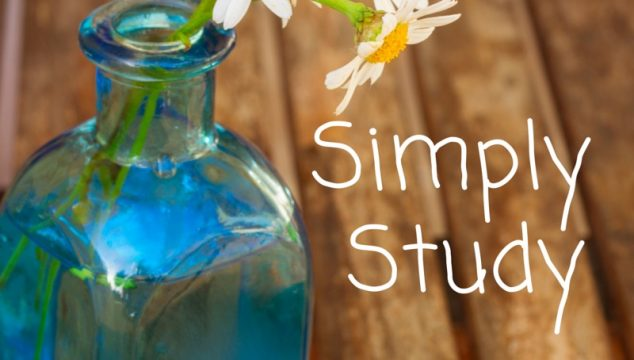 Simply Study: Simply Rest