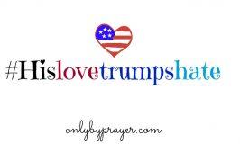#Hislovetrumpshate