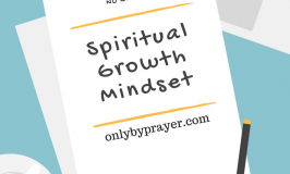 Spiritual Growth Mindset, Part Two