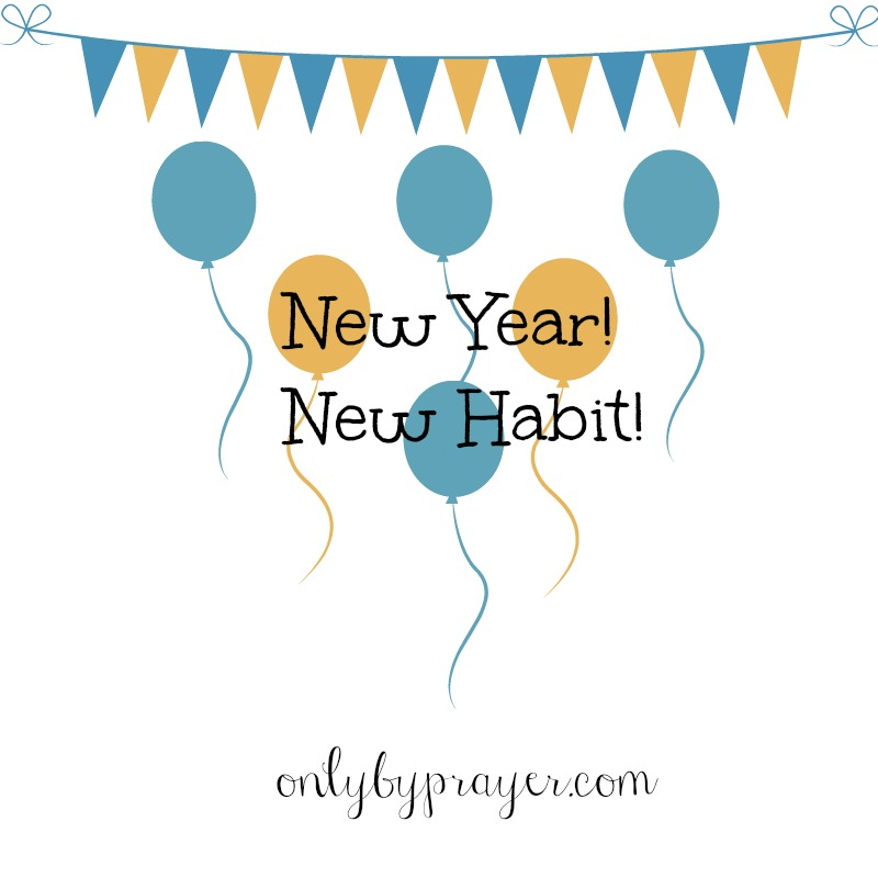 New Year New Habit | Bible Reading Plan | James