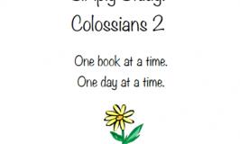 Simply Study: Colossians 2