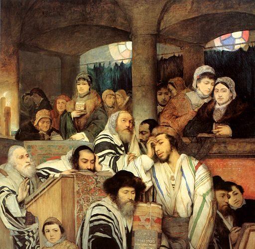Lent Day 17, Yom Kippur Fast