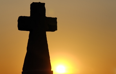 Good Friday-Following Jesus to the Cross by Mary Kane