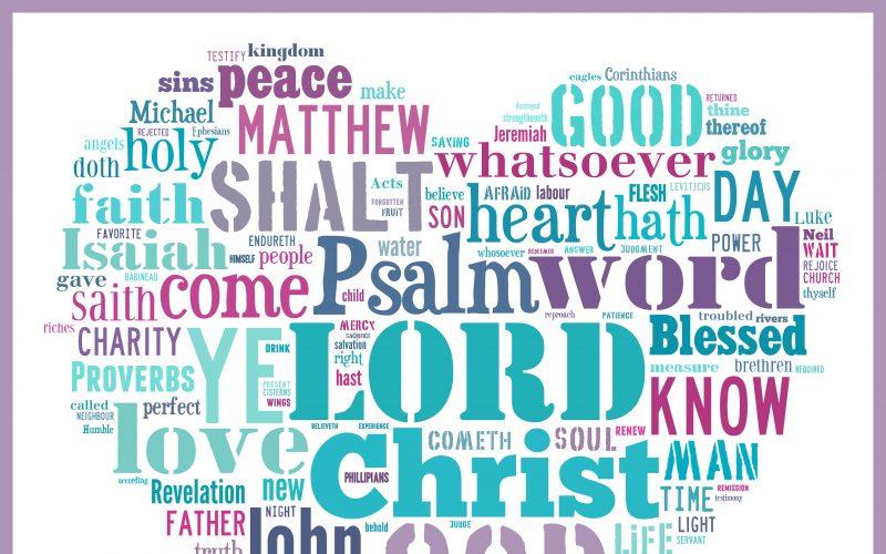 Hiding God's Word in My Heart