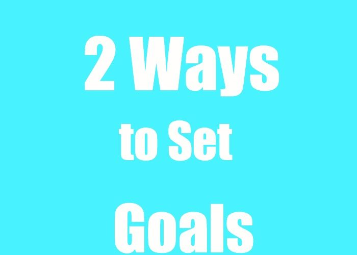 Tired of Failing at Goals?