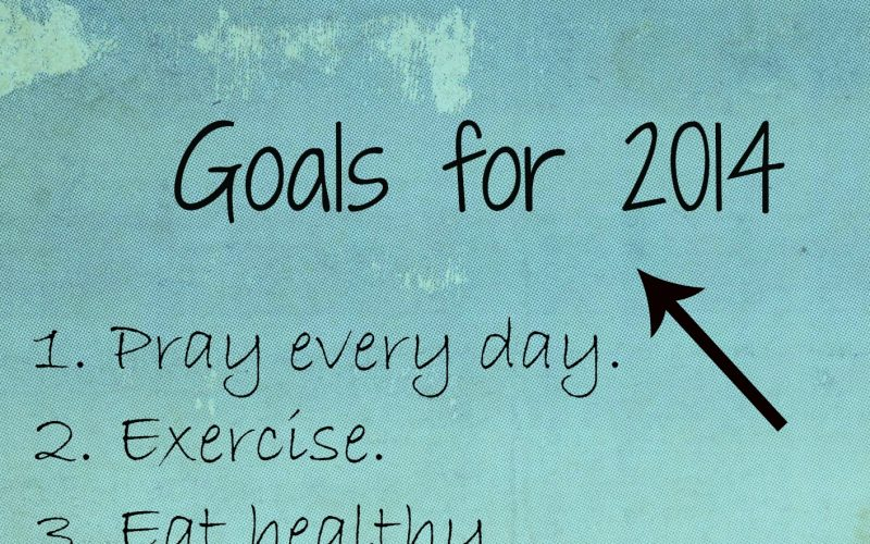 2014 Goals Podcast: One Word