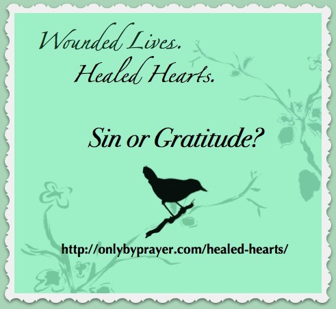 Protected: Wounded Lives. Healed Hearts. Week 3: Tame Sin with Gratitude