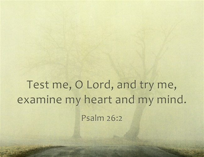 Lent: Repentance and Examen
