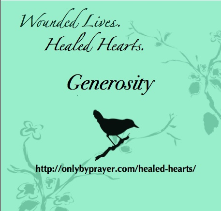 Protected: Wounded Lives. Healed Hearts. Week 8: Generosity