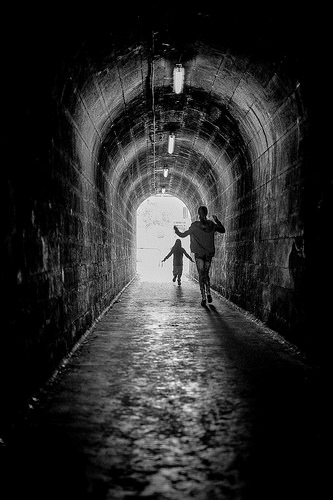 Safe in the Tunnel