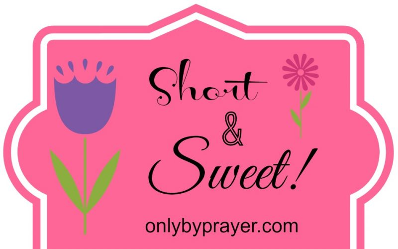 Short and Sweet: Come and Rest by Mary Kane