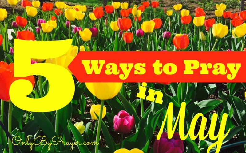 5 Ways to Pray in May