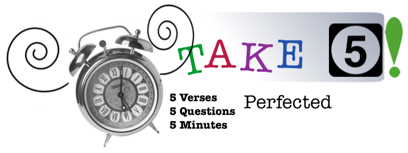 Take 5!: Perfected by Mary Kane