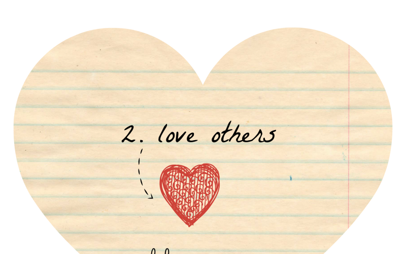 To Do-ers List: Love Others
