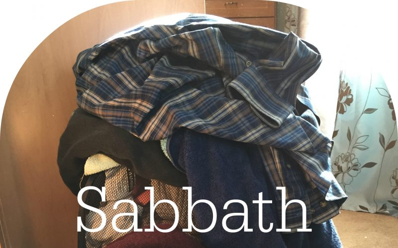 Sabbath rest, gift of time